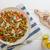 warm salad of lentils bio healthy stock photo © peteer