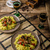 caril · arroz · frango · carne · pimenta · velho - foto stock © Peteer