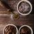 puding · eper · mártás · házi · készítésű · granola · fehér - stock fotó © peteer