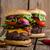 rundvlees · hamburger · gegrild · vlees · grond · niemand - stockfoto © peteer