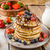 Original american pancakes stock photo © Peteer