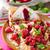 francia · pirítós · édes · reggeli · áfonya · szirup - stock fotó © peteer