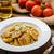 taze · İtalyan · patates · ahşap · rustik - stok fotoğraf © peteer