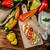 saludable · baguette · queso · vegetales · hierbas · alimentos - foto stock © Peteer