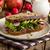 chipotle avocado summer sandwich recipe stock photo © peteer