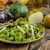 サラダ · 単純な · ナッツ · リンゴ · リンゴ - ストックフォト © Peteer