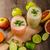 fresh organic smoothie stock photo © peteer