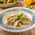 chicken with mushrooms and cream sauce stock photo © peteer