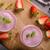 saboroso · quadro · roxo · tabela · romântico · sobremesa - foto stock © peteer