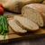 saine · déjeuner · maison · bière · pain · fromages - photo stock © peteer