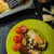vegetariano · jantar · macarrão · almoço · dieta - foto stock © peteer
