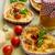 kaas · kerstomaatjes · Valentijn · mijn · liefde · voedsel - stockfoto © Peteer
