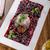 フルーツ · ブルスケッタ · ソース · チーズ · 新鮮な - ストックフォト © peteer