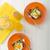 francês · brinde · suco · de · laranja · girassol · topo - foto stock © Peteer