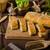 ケーキ · ハム · オリーブ · 食品 · 新鮮な - ストックフォト © peteer