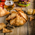 blt · pita · sandwich · vers · eigengemaakt · spek - stockfoto © peteer