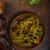 macarrão · sol · secas · tomates · alho - foto stock © Peteer