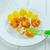 フライド · カリフラワー · いい · 緑 · ナイフ · ジャガイモ - ストックフォト © Peteer