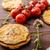 mini · crujiente · frescos · tomates · hierbas - foto stock © Peteer