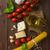 stilleven · foto · pasta · kaas · heerlijk · tomaten - stockfoto © Peteer