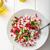 radish spring salad with herbs stock photo © peteer
