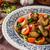 гриб · Салат · чили · помидоров · продовольствие - Сток-фото © peteer