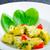 épinards · fondu · beurre · tomates · cerises · printemps · alimentaire - photo stock © Peteer