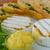 grillezett · camembert · francia · kenyér · mustár · étel · vacsora - stock fotó © Peteer