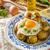 patates · çili · sahanda · yumurta · taze · genç - stok fotoğraf © Peteer
