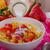 cornflakes · voedsel · licht · home · glas · achtergrond - stockfoto © peteer