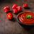 sıcak · sos · kırmızı · biber · domates · maydanoz · üst - stok fotoğraf © Peteer