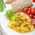domuz · pastırması · domates · taze · meyve · suyu · küçük - stok fotoğraf © Peteer