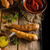 lezzetli · sosis · katman · sopa · derin - stok fotoğraf © Peteer