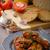 辛い · ピーナッツ · 白 · 皿 - ストックフォト © peteer