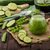 cetriolo · succo · verde · freddo · dieta · erbe - foto d'archivio © peteer