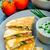 finom · tyúk · csomagolás · saláta · szabadtér · étterem - stock fotó © peteer