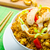 frango · vermelho · caril · arroz · delicioso · thai - foto stock © peteer
