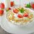 domestico · yogurt · fragole · frutta - foto d'archivio © peteer