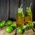 naturale · fatto · in · casa · limonata · rustico · legno · calce - foto d'archivio © peteer