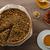 cheesecake · çay · dilim · fincan · gıda · meyve - stok fotoğraf © peteer