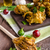 crispy onion bhajis stock photo © peteer