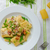 pasta · prosciutto · basilico · cucina · italiana · foglie · oliva - foto d'archivio © peteer