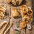 Sticks puff pastry stock photo © Peteer