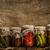 főtt · zöldségek · savanyúság · házi · készítésű · ketchup · sült - stock fotó © Peteer