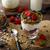 yoghurt · vers · bereid · vers · fruit · mint · vruchten - stockfoto © peteer