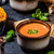 Roasted tomato soup stock photo © Peteer
