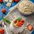 domestic strawberry yogurt stock photo © peteer