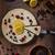 csokoládé · pite · bogyók · gyümölcsök · gyümölcs · friss - stock fotó © peteer
