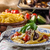 lezzetli · kabak · lazanya · dilim · kayıp · gıda - stok fotoğraf © peteer