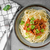спагетти · домашний · деревенский · фото · травы · ресторан - Сток-фото © Peteer